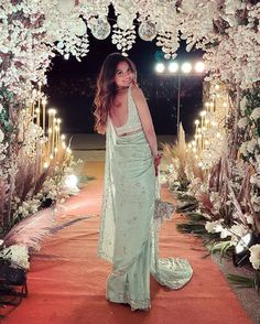 Bride Sister, Sister Wedding, Bride Reception Dresses, Bridesmaid Saree, Indian Wedding Outfits, Bridal Outfits, Indian Outfits, Lehenga Wedding, Saree Look