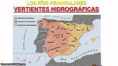 Tutorial sobre los ríos de España.