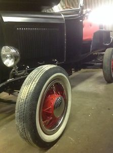 31 Ford Rat Rod Barn Find Hot Barrie Ontario Image 6