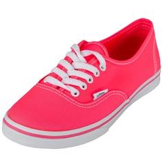 Sneaker Vans Authentic Lo Pro (Neon) coral
