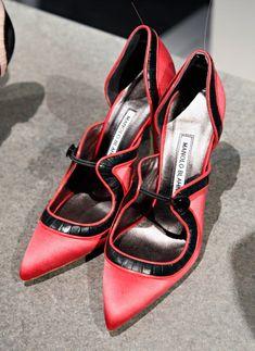 Manolo Blahnik A/I 2014-2015 - #shoes