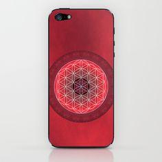 Mulhadara iPhone & iPod Skin by Christine baessler - $15.00