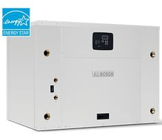 Bosch Geothermal Heat Pump | CDi Series TW Model | Heating & Cooling Solutions | Renewable Ene