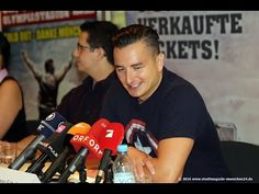 Andreas Gabalier - Pressekonferenz vor Konzert Olympiastadion München - YouTube
