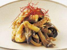 蔡 淑美さんの[なすのナムル]レシピ 使える料理レシピ集 みんなのきょうの料理
