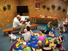 5/7/13: Today, Mark Helton from M-O-O-Ving Thru' the MUD with Landon came and read us books. Then, we played Ring Around the Rosie and finger painted muddy pigs!