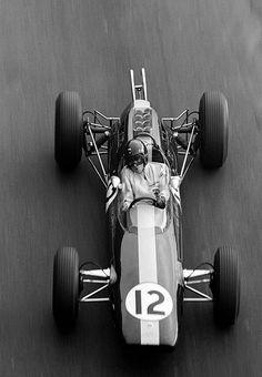 Photography (Jim Clark, Lotus-Climax 1964 Monaco Grand Prix, via itsawheelthing) F1 Lotus, Hot Rods, Course Automobile, Classic Race Cars, Formula 1 Car, Monaco Grand Prix, Vintage Race Car, F1 Racing, Fast And Furious