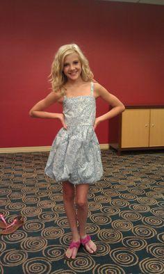 Paige Hyland!!!