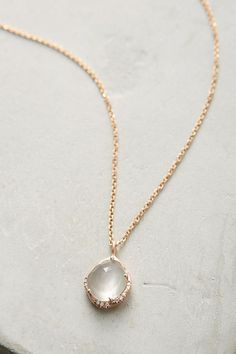 Moonstone Light Pendant | Anthropologie