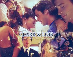 Clark and Lois: I LOVED the lead up to their relationship! Its how every relationship should be!
