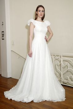 Delphine Manivet Spring 2016 Wedding Dresses Collection - Glowlicious.Me - A Beauty Escape Playground