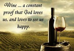 a constant proof that god loves us,and loves to see us happy. Wine Drinks, Alcoholic Drinks, Wine Direct, Wine Images, Wine Down, Wine Delivery, Wine Time, Gods Love, Grape Vines