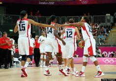 Olympic Women's Basketball  Team USA overcame some sloppy play and beat Croatia 81-56.
