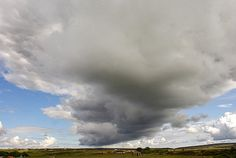 Storm over Caithness, via Flickr.