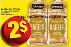 Coupons et Circulaires: 2$ Bagels (6)