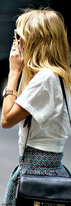 ~The Great White Shirt | The House of Beccaria#