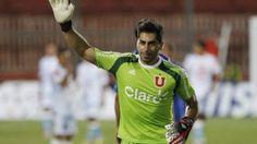 El gol de Johnny Herrera para el triunfo de U. de Chile sobre Real Garcilaso