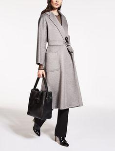 """Cashmere coat, tobacco - """"LABBRO"""" Max Mara"""