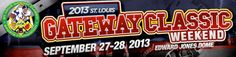 St. Louis Gateway Classic Weekend2013