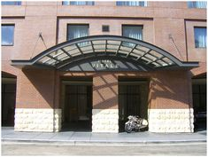 Belaire Engineering, Company Products, Glazed Awnings