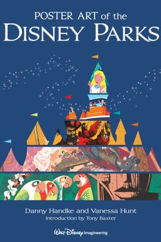 Item of the Day: Poster Art of the Disney Parks