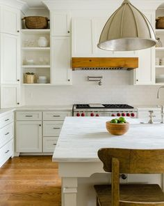 March + May Design (@marchandmaydesign) • Instagram photos and videos Range Hood Cover, May Designs, Wood Accents, Winter Day, Warm, Kitchen, Table, Furniture, Instagram