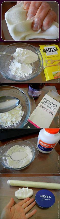 RICETTA DEL porcellana fredda senza trattamento termico |  paese Masters
