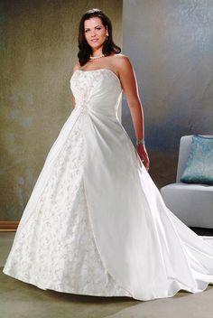 Informal+Plus+Size+Wedding+Dresses | Informal Wedding Gown on Informal Wedding Dresses Plus Size Wedding ...