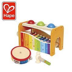 Flashing Tambourine Shaking-Sensory Toy Kids//Adults Toy Gift Multifunctional