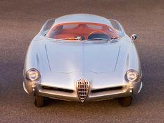 1953 Alfa Romeo Bertone BAT