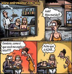 Satirinhas - Quadrinhos, tirinhas, curiosidades e muito mais! - Part 16