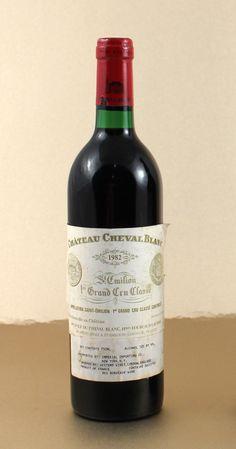 Lot 1 - 1 x Chateau Cheval Blanc 1982 750ml