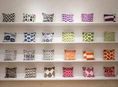 Textile Designer Madeline Weinrib Goes Bicoastal with a Colorful Showroom in San Francisco