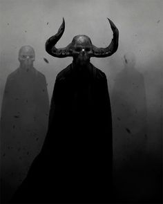 SHADOW ENTITY ART - horn of gabriel - Google'da Ara