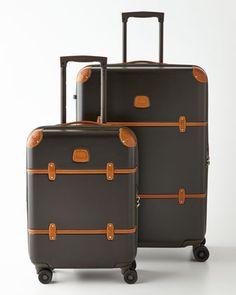 Bellagio Olive Luggage Collection by Bric's at Horchow Luggage Backpack, Travel Luggage, Travel Bags, Luxury Luggage, Designer Luggage, Lightweight Luggage, Personalized Luggage Tags, Brics, Hardside Luggage