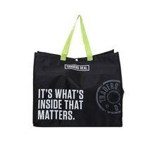 Korean Costco, EMART TRADERS DEAL, Reusable Grocery Shopping Bag(JANGBAGUNI) #Emart