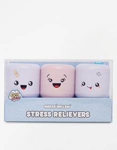 Cute Shin'yu Marsh Mellow Stress Ball