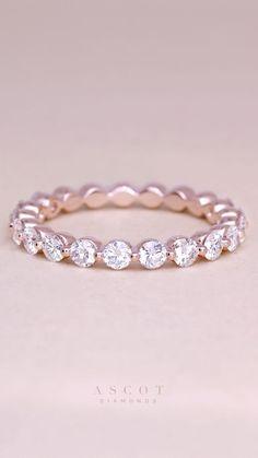 #RoseGold #Diamond #Rings #jewellery