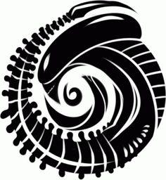 how to draw tribal alien step 7 Key Tattoos, Pin Up Tattoos, Time Tattoos, Body Art Tattoos, Movie Tattoos, Skull Tattoos, Foot Tattoos, Sleeve Tattoos, Alien Tattoo Xenomorph