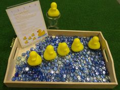 "Five Little Ducks from Rachel ("",) Nursery Activities, Rhyming Activities, Counting Activities, Kindergarten Math, Book Activities, Toddler Activities, Preschool Activities, Activity Ideas, Literacy Activities"