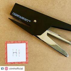 Say Hi with the CTMH Mini Stapler. A cute simple idea