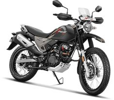 Xpulse 200cc Bike In Matte Grey Colour In 2020 With Images
