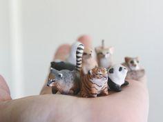 Baby Sand Cat The Totem Nursery van HandyMaiden op Etsy