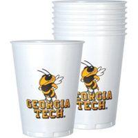 Georgia Tech Yellow Jackets Cups - $3.99
