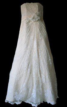 Maggie Sottero Embrace Wedding Dress $699