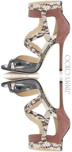 Brilliant Luxury by Emmy DE * Jimmy Choo 'Freesia'