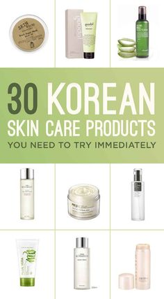 10 Korean Skincare Products You Need To Try Immediately