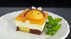 Orchideli added a new photo. Cheesecake, Food And Drink, Pudding, Baking, Cheesecakes, Custard Pudding, Bakken, Puddings, Backen