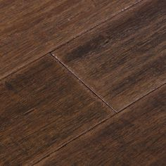 Cali Bamboo Fossilized 5.37-In Prefinished Vintage Port Bamboo Hardwood Flooring (26.89-Sq Ft)