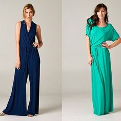 Our Easy Like Sunday Morning is coming in stock in jade & also a new jumpsuit style!!! 8pm cst! These are so comfortable and easy to wear!    (at http://www.hazelandolive.com)